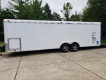 26' Enclosed Trailer  for sale $4,800