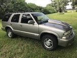 2000 Chevrolet Blazer  for sale $1,500