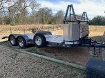 Modified Big Tex 70DM 18'  for sale $4,500