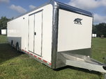 New 2020 8.5' x 30' ATC Quest Race Trailer