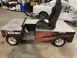 Flat Deck Golf Cart Conversion Pit Cart  for sale $950