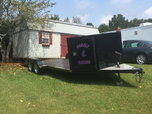 Open Race Car Trailer  for sale $4,500