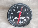 large face mechanical tachometer  for sale $175