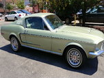 1968 Ford Mustang  for sale $59,500