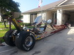 "235"" Cameron 4 Link Dragster"