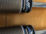 Brand new Menscer motor struts double adjustable's for