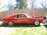 69 Chevy Nova and 24 ft Enclosed Trailer  for sale $43,000