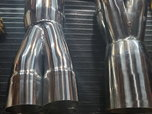 Stainless Steel Collectors, Clamps & Elbows  for sale $300
