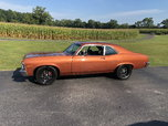 1970 Chevrolet Nova  for sale $16,000