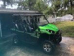 2017 Kawasaki Terex 800  for sale $11,500