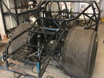 Chassis with Complete Rear End  for sale $7,500