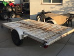 10 x 6 ATV trailer  for sale $400
