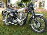1957 BSA DBD34 gold star  for sale $11,000