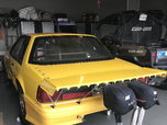 Mustang Coupe 25.2 roller drag radial ultra grudge  for sale $1