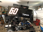 2019 outlaw kart  for sale $7,250