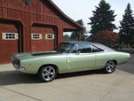 1968 Dodge Charger  for sale $79,000