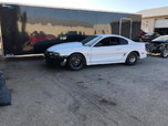 1995 Ford Mustang 25.5 chassis turbo small tire