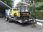 Monte Carlo Street/Pure Stock with trailer  for sale $4,000