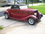 1934 Roadster  for sale $27,500