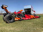 2012 American Dragster 632 BBC SR20 Heads  for sale $55,000