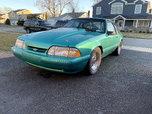92 Mustang LX Notchback LS Swap
