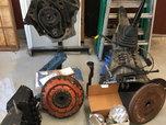 Vortec v6 and transmission  for sale $500