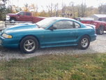 mustang  for sale $9,500
