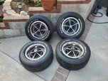 Chevelle SS Wheels & Tires for Sale  for sale $675