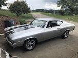 1968 Chevrolet Chevelle  for sale $24,000