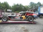 Vintage Asphalt Race Car  for sale $8,000