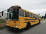 2004 Thomas School Bus Built Pusher Style Flat Nose  for sale $4,995