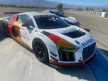 Audi R8 GT4  for sale $180,000