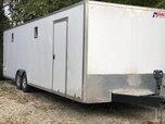 2016 pace race car trailer 28'  for sale $7,500