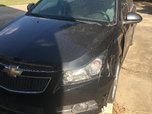2012 Chevrolet Cruze  for Sale $4,500