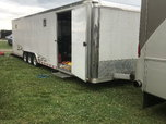 Enclosed trailer  for sale $15,000