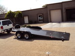 Roll Back Car Trailer no ramps needed for low cars  for sale $5,500