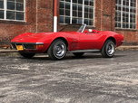 1972 Chevrolet Corvette LT1 Survivor