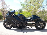 2012 Hayabusa with 330 wide tire.  for sale $11,500