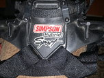 Simpson Hybrid Sport HANS device   for sale $550