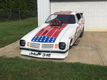 U. S. MALE NITRO FUNNY CAR DELIVERED FREE