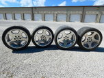 Wheels for Dodge Viper, front rear set  for sale $1,850