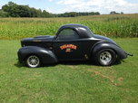 1941 Willys Pro Street  for sale $40,000