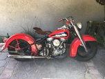 1956 Harley Davidson OEM FLH Panhead  for sale $13,000