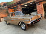 1957 Chevy Bel Air 210 Gasser  for sale $45,000