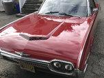 1962 Ford Thunderbird  for sale $10,500