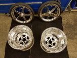 Weld Aluma Star Wheels  for sale $800