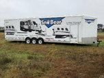 2015 Agassiz 38ft trailer  for sale $12,500