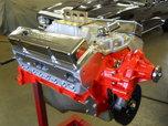 355 SBC, Erson Hydraulic Cam, Aluminum Heads (New)