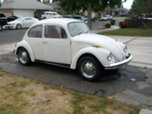 1968 Volkswagen Beetle  for sale $4,800
