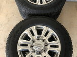 Factory 2020 Denali wheels and tires  for sale $1,800